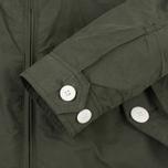 Мужская куртка ветровка Penfield Gibson Olive фото- 5