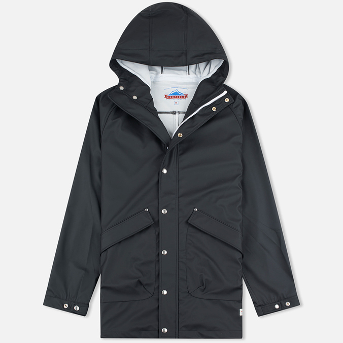 Penfield Kingman Weatherproof Men`s Rain Jacket Black
