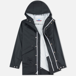 Penfield Kingman Weatherproof Men`s Rain Jacket Black photo- 2