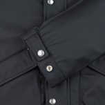 Penfield Kingman Weatherproof Men`s Rain Jacket Black photo- 3