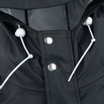 Penfield Kingman Weatherproof Men`s Rain Jacket Black photo- 4