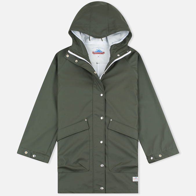Мужская куртка дождевик Penfield Kingman Weatherproof Olive