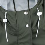 Мужская куртка дождевик Penfield Kingman Weatherproof Olive фото- 4