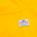 Мужская куртка дождевик Penfield Kingman Weatherproof Yellow фото- 8