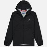 Мужская куртка ветровка Penfield Travelshell Black фото- 0