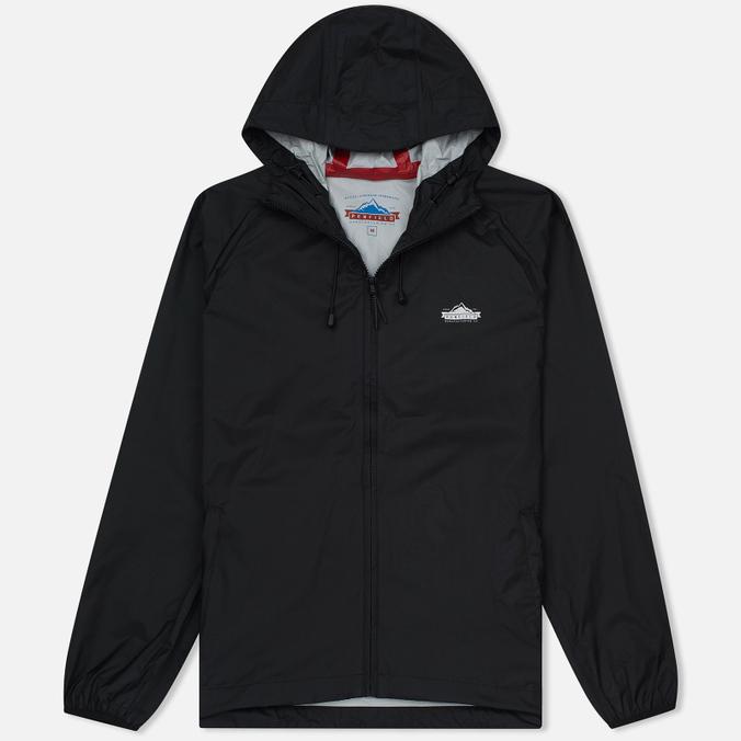 Мужская куртка ветровка Penfield Travelshell Black