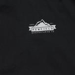 Мужская куртка ветровка Penfield Travelshell Black фото- 4