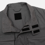 Plurimus Field Jacket Men's Windbreaker Grey photo- 3