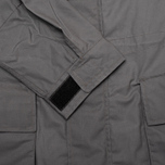 Plurimus Field Jacket Men's Windbreaker Grey photo- 6