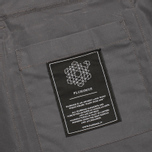 Plurimus Field Jacket Men's Windbreaker Grey photo- 8