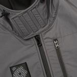 Мужская куртка ветровка Plurimus Softshell Grey фото- 3
