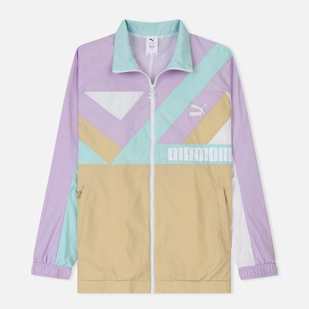 Мужская куртка ветровка Puma x Diamond Supply Co Wind White