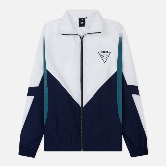 Мужская куртка ветровка Puma x The Weeknd XO Homage To Archive Peacoat