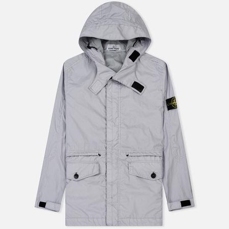 Мужская куртка ветровка Stone Island Membrana TC Lightweight Lavender