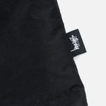 Мужская куртка ветровка Stussy Logo Coach Black фото- 6