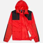 Мужская куртка ветровка The North Face 1985 Seasonal Mountain Fiery Red фото- 1
