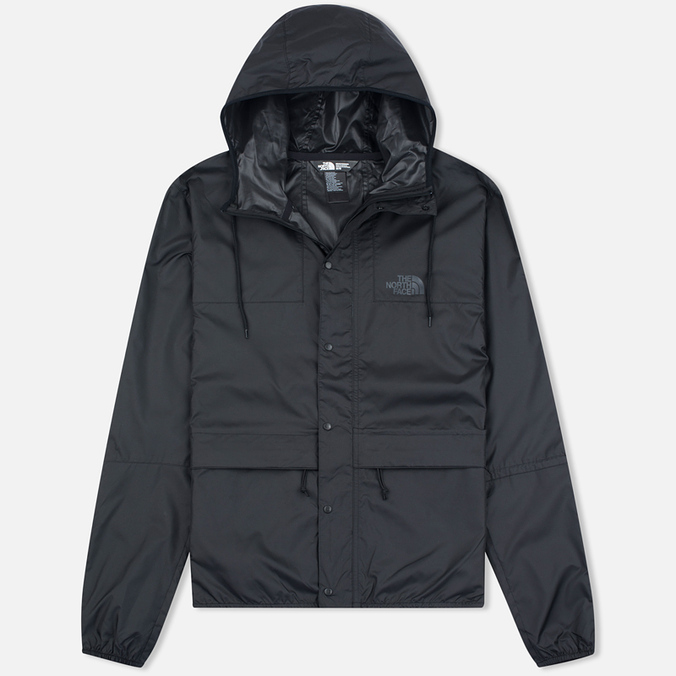 Мужская куртка ветровка The North Face 1985 Seasonal Mountain Celebration TNF Black