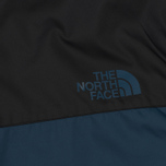 Мужская куртка ветровка The North Face 1985 Seasonal Mountain Celebration Blue Wing Teal фото- 7
