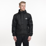 Мужская куртка ветровка The North Face 1985 Seasonal Mountain Celebration TNF Black/High Rise Grey фото- 8