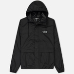 Мужская куртка ветровка The North Face 1985 Seasonal Mountain Celebration TNF Black/High Rise Grey фото- 0