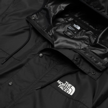 Мужская куртка ветровка The North Face 1985 Seasonal Mountain Celebration TNF Black/TNF White фото- 1
