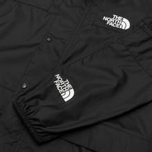 Мужская куртка ветровка The North Face 1985 Seasonal Mountain Celebration TNF Black/TNF White фото- 2