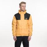 Мужская куртка ветровка The North Face 1985 Seasonal Mountain Celebration TNF Yellow/Black фото- 8