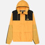 Мужская куртка ветровка The North Face 1985 Seasonal Mountain Celebration TNF Yellow/Black фото- 0