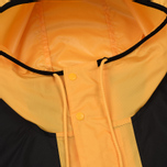 Мужская куртка ветровка The North Face 1985 Seasonal Mountain Celebration TNF Yellow/Black фото- 3