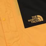 Мужская куртка ветровка The North Face 1985 Seasonal Mountain Celebration TNF Yellow/Black фото- 4