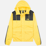 Мужская куртка ветровка The North Face 1985 Seasonal Mountain Fressia Yellow фото- 0