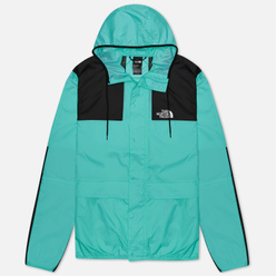 Мужская куртка ветровка The North Face 1985 Seasonal Mountain Lagoon/TNF White