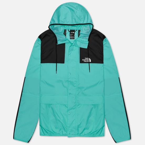 Мужская куртка ветровка The North Face 1985 Seasonal Mountain Lagoon/TNF White