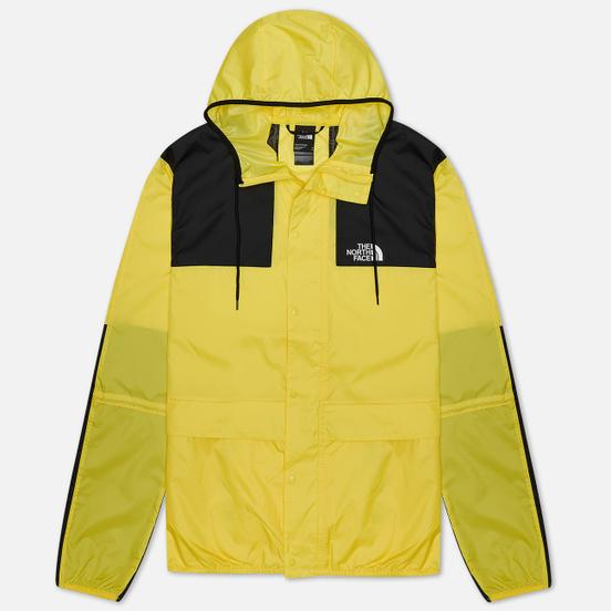 Мужская куртка ветровка The North Face 1985 Seasonal Mountain TNF Lemon