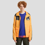 Мужская куртка ветровка The North Face 1985 Seasonal Mountain Zinna Orange фото- 2
