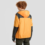 Мужская куртка ветровка The North Face 1985 Seasonal Mountain Zinna Orange фото- 3