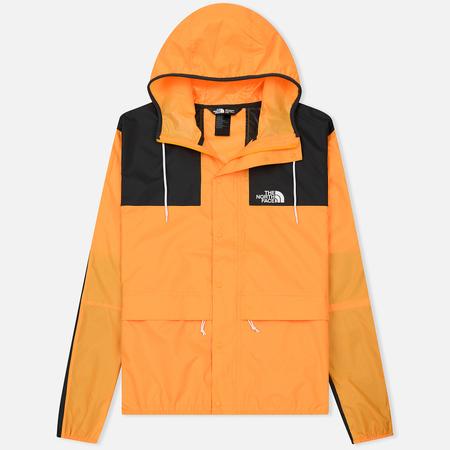 Мужская куртка ветровка The North Face 1985 Seasonal Mountain Zinna Orange