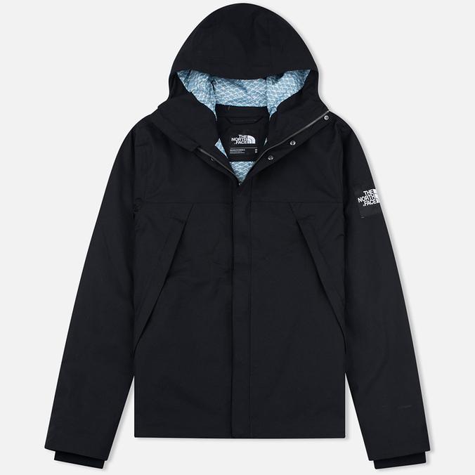 Мужская куртка ветровка The North Face 1990 Mountain Black