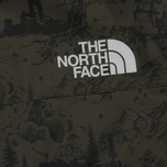 Мужская куртка ветровка The North Face 1990 Mountain Quest Black Ink Green Toile De Jouy Print фото- 7