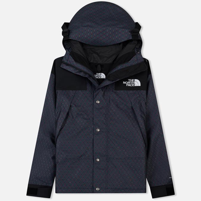Мужская куртка ветровка The North Face 1990 Mountain Quest CMYK Pack CMYK Engineered Jacquard