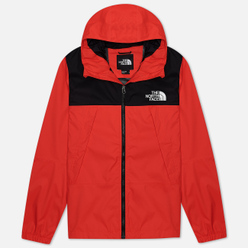 Мужская куртка ветровка The North Face 1990 Mountain Quest Fiery Red