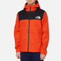 Мужская куртка ветровка The North Face 1990 Mountain Quest Fiery Red фото - 3
