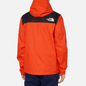 Мужская куртка ветровка The North Face 1990 Mountain Quest Fiery Red фото - 4