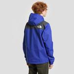Мужская куртка ветровка The North Face 1990 Mountain Quest Lapis Blue фото- 3