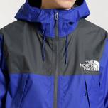 Мужская куртка ветровка The North Face 1990 Mountain Quest Lapis Blue фото- 4
