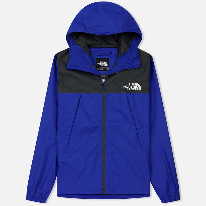 Мужская куртка ветровка The North Face 1990 Mountain Quest Lapis Blue