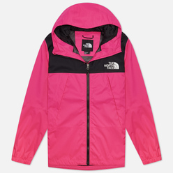 Мужская куртка ветровка The North Face 1990 Mountain Quest Mr. Pink