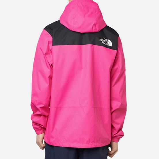 Мужская куртка ветровка The North Face 1990 Mountain Quest Mr. Pink