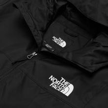Мужская куртка ветровка The North Face 1990 Mountain Quest TNF Black/TNF White/TNF White фото- 1