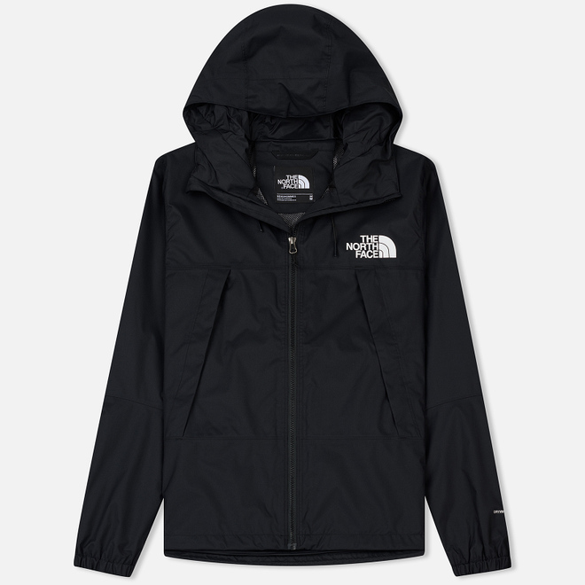 Мужская куртка ветровка The North Face 1990 Mountain Quest TNF Black/TNF White/TNF White